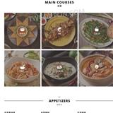 非常泰泰式概念餐坊Menu