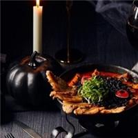 黑色年糕,只賣到10月底,快閃推出,專為萬聖節而生