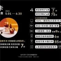 全新5、6月黑卡優惠報到,任選兩包¼磅咖啡豆享黑卡價7折