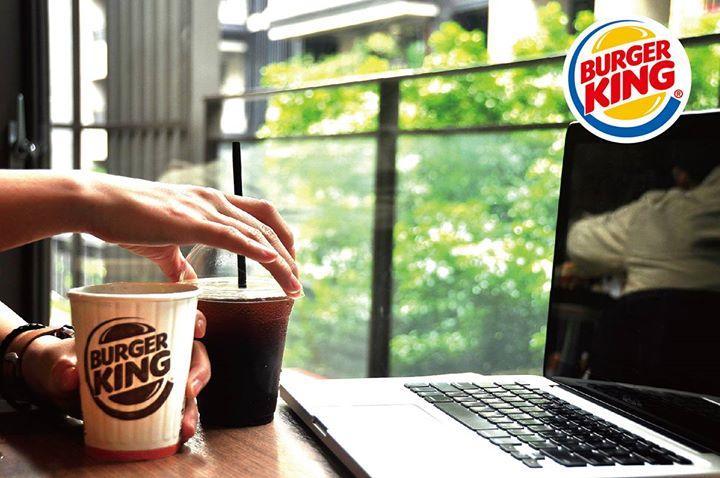 漢堡王,全新FUN心點,就讓研磨咖啡39 元的香氣叫你起床