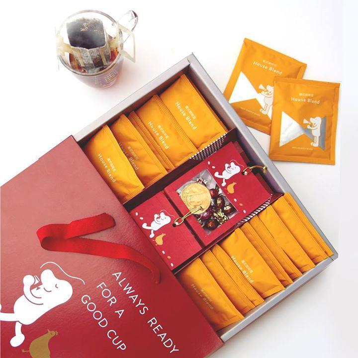 cama咖啡,新年送禮好選擇,金典禮盒,限量熱賣中