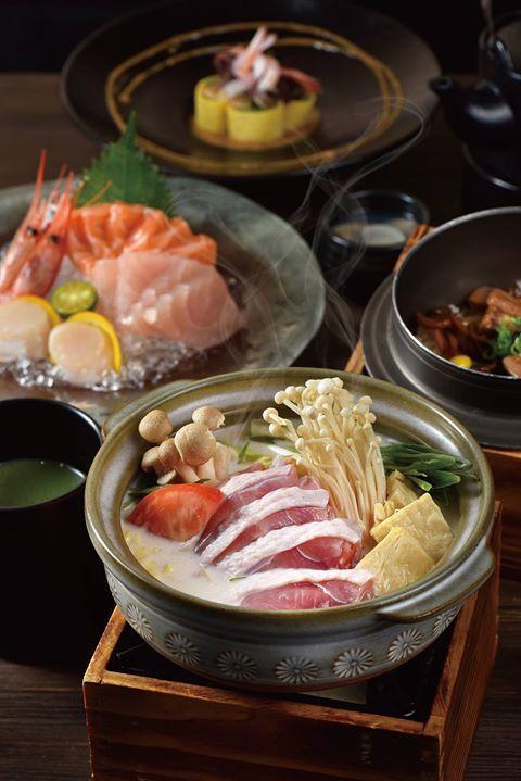 藝奇新日本料理,絕品,女性人氣鍋料理,地雞豆乳鍋
