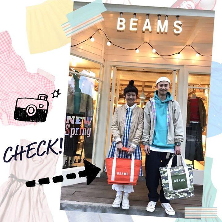 7 11,日本BEAMS原廠設計,可折疊時尚帆布托特包,限定登場