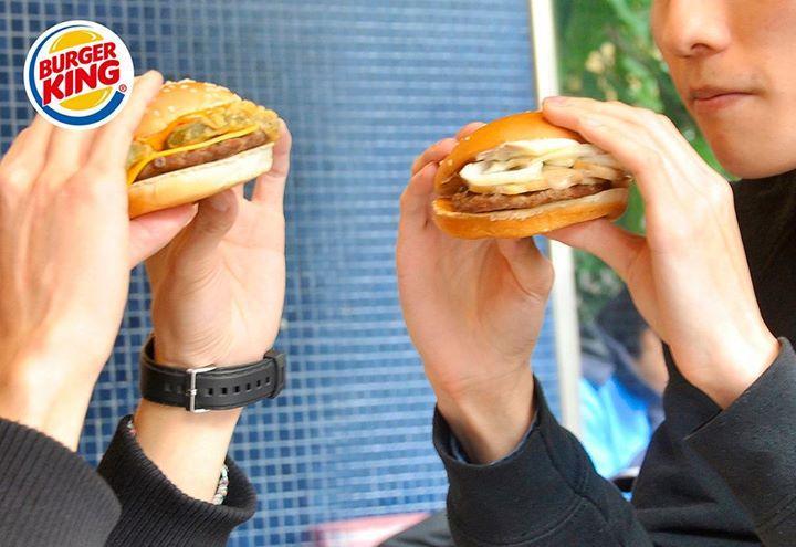 漢堡王,超省79改版推出,蘑菇牛肉堡 ,老墨辣椒牛肉堡