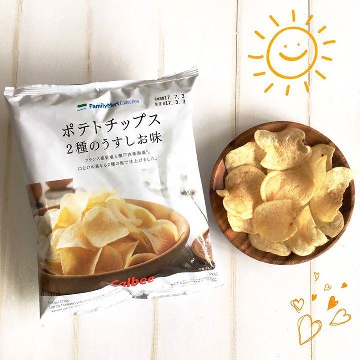 全家便利商店,Collection日本進口洋芋片,第二件享6折優惠