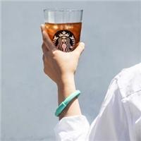 金星級會員的專屬金星禮,是吸管,也是手環!