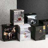 濾掛咖啡享優惠任選2盒5折,食光點心任選8盒85折
