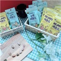 韓國Sweetory全新推出杏仁果系列商品,現在每包只要39元