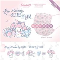 推出Melody成人醫療口罩和兒童醫療口罩雙尺寸版本(每盒25入)