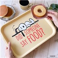 與SNOOPY一起輕鬆享受悠閒時光,超可愛史努比餐托盤/便當盒來囉